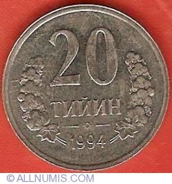 Imaginea #2 a 20 Tiyin 1994