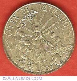 Image #2 of 200 Lire 1999 (XXI)