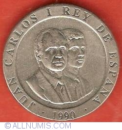 Image #1 of 200 Pesetas 1990