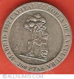 Image #2 of 200 Pesetas 1992