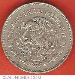 Image #1 of 200 Pesos 1985 -175th Anniversary of Independence