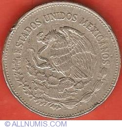 Image #1 of 200 Pesos 1985 - 75th Anniversary of the Mexican Revolution