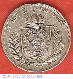 Image #1 of 200 Reis 1862