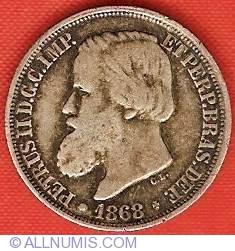 Image #1 of 200 Reis 1868