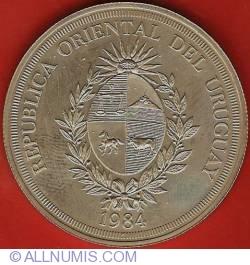 Image #1 of 2000 Nuevos Pesos 1984