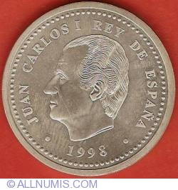 Image #1 of 2000 Pesetas 1998 - Philip II