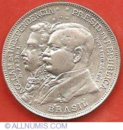Image #1 of 2000 Reis 1922 - Independence Centennial