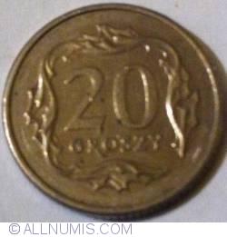 Imaginea #2 a 20 Groszy 1992