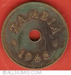 Imaginea #1 a 1 Penny 1966