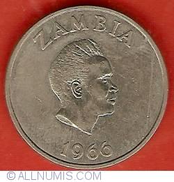 Imaginea #1 a 1 Shilling 1966