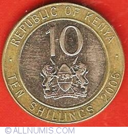 Image #1 of 10 Shillings 2005