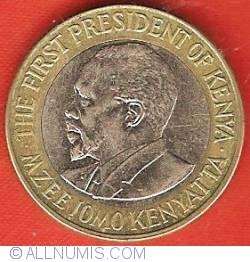 Imaginea #2 a 10 Shillings 2005