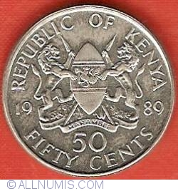 Image #1 of 50 Cents 1989
