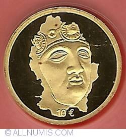 Image #2 of 10 Euro 2004 - Cultura - Masca lui Hellange