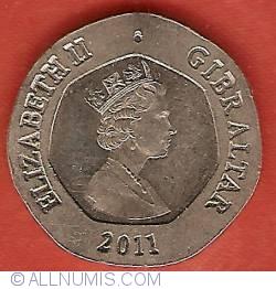 20 Pence 2011