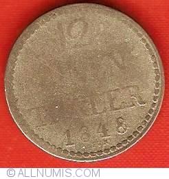 Image #2 of 1/12 Thaler 1848