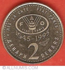 Image #1 of 2 Denari 1995 - FAO