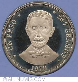 Imaginea #2 a 1 Peso 1978