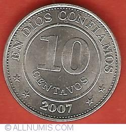 Image #2 of 10 Centavos 2007