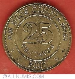 Image #2 of 25 Centavos 2007