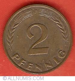 Image #1 of 2 Pfennig 1961 F