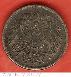 Image #2 of 5 Pfennig 1920 F