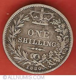 Shilling 1880
