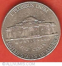 1997 P Jefferson Nickel  ~ Uncirculated Coin in the Original Mint Cello