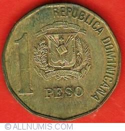 Image #1 of 1 Peso 1991