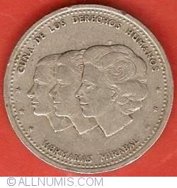 Imaginea #2 a 25 Centavos 1987