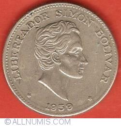 Image #2 of 50 Centavos 1959