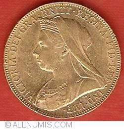 Sovereign 1899
