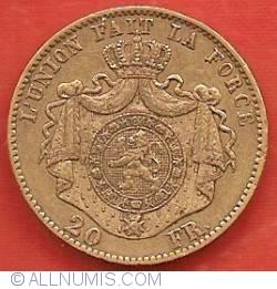 20 Francs 1868