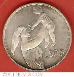 Imaginea #2 a 500 Lire 1972