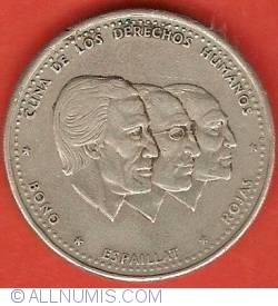 Imaginea #2 a 1/2 Peso 1987