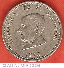 Imaginea #1 a 25 Centavos 1970