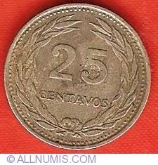 Imaginea #2 a 25 Centavos 1970