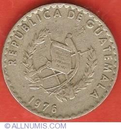 Image #1 of 25 Centavos 1976