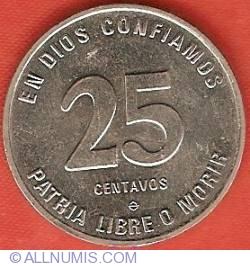 Image #2 of 25 Centavos 1981