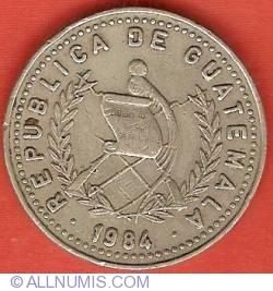 Imaginea #1 a 25 Centavos 1984