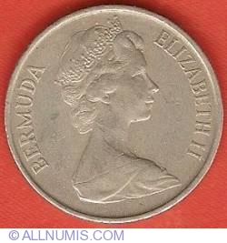 Image #2 of 25 Cents 1970