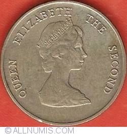Image #1 of 25 Cents 1981