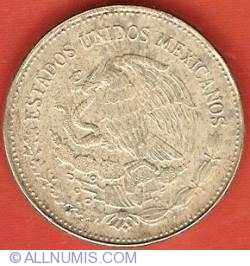 Image #1 of 25 Pesos 1985 - 1986 World Cup Soccer