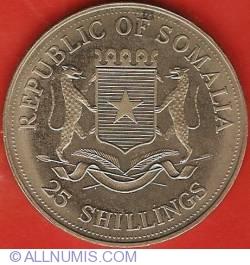 Image #1 of 25 Shillings 2000 - Che Guevara