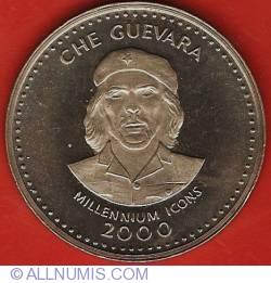 Image #2 of 25 Shillings 2000 - Che Guevara