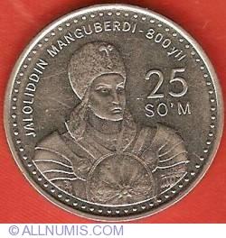 Image #2 of 25 So'm 1999 - Jaloliddin Manguberdi