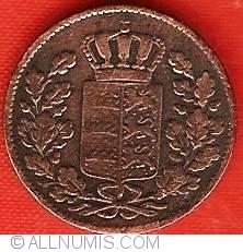 Image #1 of 1/2 Kreuzer 1854