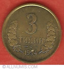 3 Tiyin 1994