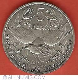 Image #2 of 5 Francs 2003