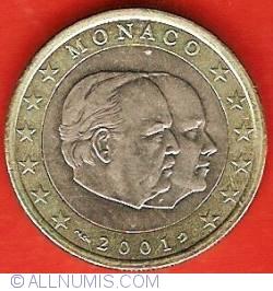 Imaginea #2 a 1 Euro 2001